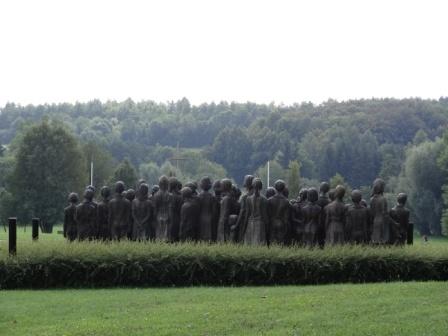 Památník dětských obětí války